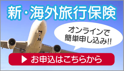 新・海外旅行保険